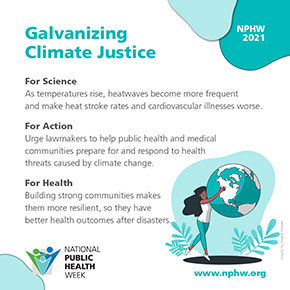 Galvanizing Climate Justice